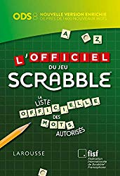 L'Officiel du Scrabble, 7e édition (ODS7 - 2015)
